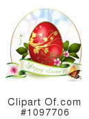 Royalty-Free (RF) Easter Clipart Illustration #1097706