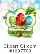 Royalty-Free (RF) Easter Clipart Illustration #1097709