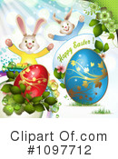 Royalty-Free (RF) Easter Clipart Illustration #1097712