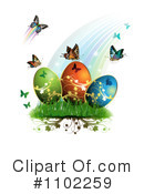 Royalty-Free (RF) Easter Clipart Illustration #1102259