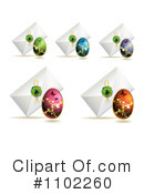 Royalty-Free (RF) Easter Clipart Illustration #1102260