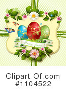 Royalty-Free (RF) Easter Clipart Illustration #1104522