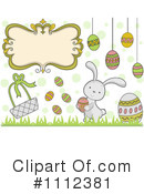 Royalty-Free (RF) Easter Clipart Illustration #1112381