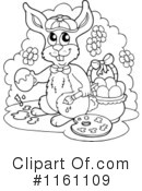 Easter Clipart #1161109 by visekart