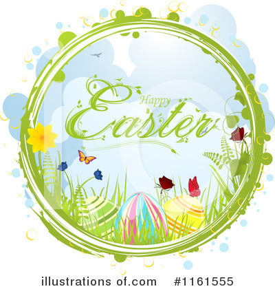 Easter Clipart #1161555 by elaineitalia