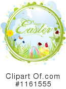 Royalty-Free (RF) Easter Clipart Illustration #1161555