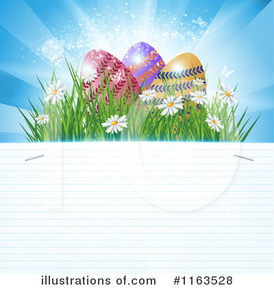 Easter Clipart #1163528 by MilsiArt