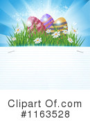 Royalty-Free (RF) Easter Clipart Illustration #1163528