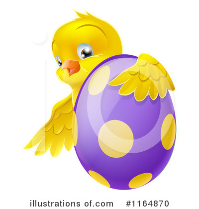 Chick Clipart #1164870 by AtStockIllustration