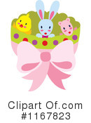 Royalty-Free (RF) Easter Clipart Illustration #1167823