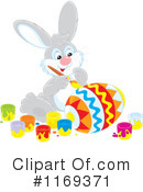 Easter Clipart #1169371 by Alex Bannykh
