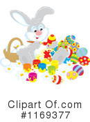 Easter Clipart #1169377 by Alex Bannykh
