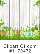 Royalty-Free (RF) Easter Clipart Illustration #1170472