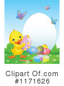 Easter Clipart #1171626 by Pushkin
