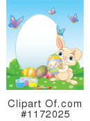 Easter Clipart #1172025 by Pushkin