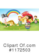 Royalty-Free (RF) easter Clipart Illustration #1172503
