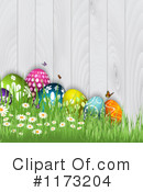 Royalty-Free (RF) Easter Clipart Illustration #1173204