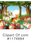 Royalty-Free (RF) Easter Clipart Illustration #1174884