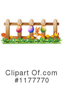 Royalty-Free (RF) Easter Clipart Illustration #1177770