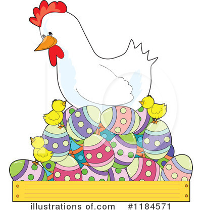 Easter Clipart #1184571 by Maria Bell