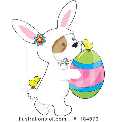 Easter Clipart #1184573 by Maria Bell