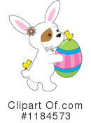 Royalty-Free (RF) Easter Clipart Illustration #1184573