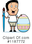 Easter Clipart #1187772 by Cory Thoman