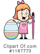 Easter Clipart #1187773 by Cory Thoman