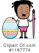 Royalty-Free (RF) Easter Clipart Illustration #1187774