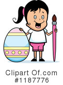 Easter Clipart #1187776 by Cory Thoman