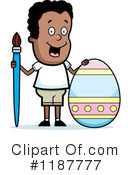 Easter Clipart #1187777 by Cory Thoman