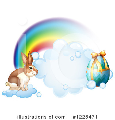 Rainbow Clipart #1225471 by Graphics RF