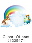 Royalty-Free (RF) Easter Clipart Illustration #1225471