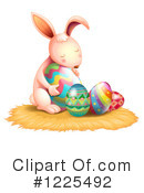Royalty-Free (RF) Easter Clipart Illustration #1225492