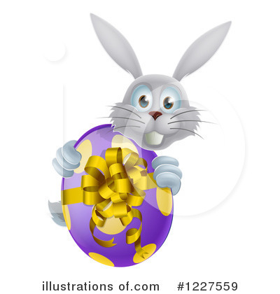 Easter Clipart #1227559 by AtStockIllustration