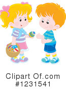 Easter Clipart #1231541 by Alex Bannykh