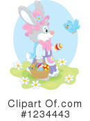 Easter Clipart #1234443 by Alex Bannykh