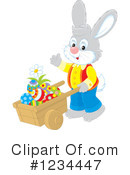 Easter Clipart #1234447 by Alex Bannykh