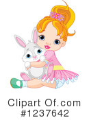 Royalty-Free (RF) Easter Clipart Illustration #1237642