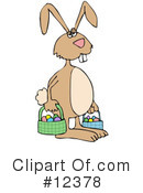 Royalty-Free (RF) Easter Clipart Illustration #12378
