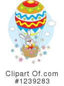 Royalty-Free (RF) Easter Clipart Illustration #1239283