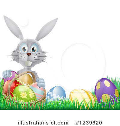 Easter Egg Clipart #1239620 by AtStockIllustration