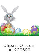 Royalty-Free (RF) Easter Clipart Illustration #1239620