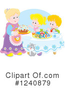 Easter Clipart #1240879 by Alex Bannykh