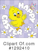 Royalty-Free (RF) Easter Clipart Illustration #1292410
