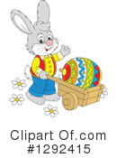 Easter Clipart #1292415 by Alex Bannykh