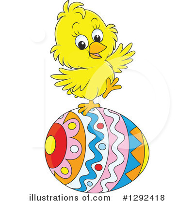 Chick Clipart #1292418 by Alex Bannykh