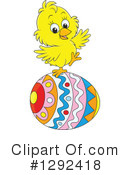 Royalty-Free (RF) Easter Clipart Illustration #1292418