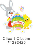 Easter Clipart #1292420 by Alex Bannykh