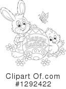 Easter Clipart #1292422 by Alex Bannykh